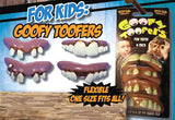 BILLY BOB GOOFY TOOFER PACK OF 4 ( sold by the card )