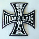 RIDE 2 LIVE PATCH (Sold by the piece)