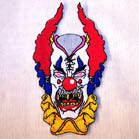 CRAZY CLOWN PATCH (Sold by the piece)