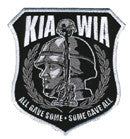 KIA-WIA PATCH (Sold by the piece)