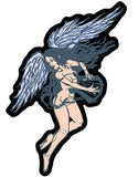 ANGEL EBRODIERED PATCH  (Sold by the piece)