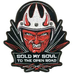 SOLD MY SOUL PATCH (Sold by the piece)