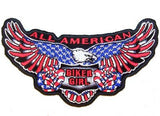 ALL AMERICAN GIRL PATCH (Sold by the piece)