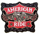 AMERICAN RIDE PATCH (Sold by the piece)