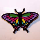 BUTTERFLY HAT / JACKET PIN (Sold by the piece)