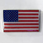 AMERICAN FLAG HAT / JACKET PIN (Sold by the dozen)