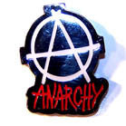 ANARCHY HAT / JACKET PIN (Sold by the piece)