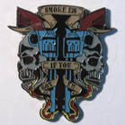 SMOKE EM HAT / JACKET PIN (Sold by the dozen)