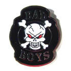 BAD BOYS HAT / JACKET PIN  (Sold by the piece)