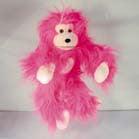 LARGE FUZZY MONKEY STRING PUPPETS MARIONETTE (Sold by the piece) -* CLOSEOUT 3.50 EACH