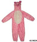 KIDS PIG COSTUME (Sold by the piece) -* CLOSEOUT $ 7.50 EA