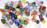 POLISHED GEMSTONE ROCKS  ( sold by the pound )