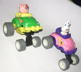 PRESS AND RUN CRAZY BUGGY CARS ( Sold by the dozen ) CLOSEOUT NOW ONLY 50 CENTS EA