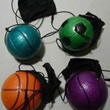 COME BACK THROW & RETURN BALLS (Sold by the piece or dozen) *- CLOSEOUT NOW 50 CENTS EA