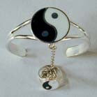 YIN YANG SLAVE BRACELET (Sold by the piece)