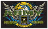 ARMY SPECIAL MISSION DELUXE 3 X 5 FLAG ( sold by the piece )