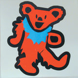 DANCING BEAR STICKER (Sold by the dozen) CLOSEOUT 25 CENTS EA