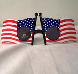 AMERICAN FLAG PARTY GLASSES (Sold by the piece or dozen ) *- CLOSEOUT NOW $ 1 EACH