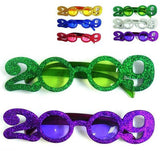 2009 PARTY GLASSES (Sold by the piece or dozen ) CLOSEOUT NOW ONLY .75 CENTS EA
