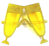 CHAMPAGNE PARTY GLASSES (Sold by the piece or dozen )