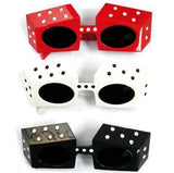 NEW CUBE DICE PARTY GLASSES (Sold by the piece or dozen )