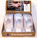 CLIP ON NOSE READERS GLASSE  (Sold by the piece or dozen)  * CLOSEOUT NOW 50 CENTS EA