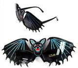 BAT PARTY GLASSES (Sold by the piece or dozen ) **- CLOSEOUT NOW ONLY $ 1 EA