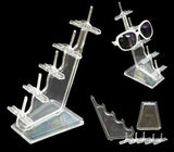 STACKABLE 5 PAIR SUNGLASS DISPLAY RACK  (Sold by the piece)