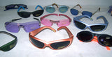 **** CLOSEOUT ASSORTED STYLE SUNGLASSES (Sold by the lot of 12 pieces)  * CLOSEOUT NOW ONLY 50 CENTS EA