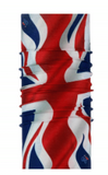 GREAT BRITAIN FLAG SEAMLESS BANDANA FACE COVER TUBE MULTI FUNCTION MASK WRAPS