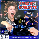 SHOCKING FINGER ROULETTE PARTY GAME (sold by the piece)