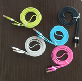 1 METER TYPE C FLAT CORDS (sold by the piece or dozen)