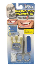 DARK NATURAL SECLECT A REPLACEMENT TOOTH I KIT ( sold by the piece ) *-CLOSEOUT NOW $3 EA
