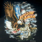 FOLLOW THE EAGLE SHORT SLEEVE TEE-SHIRT (Sold by the piece)