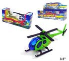 DIECAST METAL HELICOPTERS (Sold by the dozen)