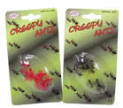 CREEPY FAKE ANTS (Sold by the dozen) CLOSEOUT NOW ONLY 25 CENTS EA