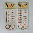 RING TEMPORARY TATTOO'S (Sold by the dozen)-* CLOSEOUT ONLY 10 CENTS EA