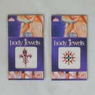 SINGLE JEWEL TATTOO'S (Sold by the dozen) -* CLOSEOUT ONLY 25 CENTS EA