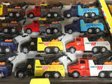 DIE CAST TOW TRUCKS (sold by the dozen ) CLOSEOUT NOW $ 1.50 EA