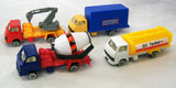 DIECAST METAL CONSTRUCTION TRUCK VEHICLES (Sold by the piece or dozen)