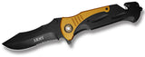 JUMBO SIZE 11 INCH US ARMY MILITARY FOLDING KNIFE ( sold by the piece )