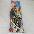 EXTRA LARGE BOW & ARROW SET (Sold by the dozen)