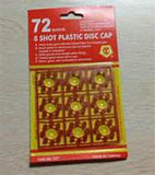 8 SHOT RING CAPS (Sold by the dozen)