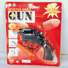 METAL DIE CAST 38 SPECIAL 8 SHOT CAP GUN (Sold by the piece)