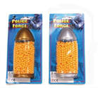 800 COUNT PLASTIC BB'S (Sold by the piece or  dozen) -* CLOSEOUT NOW ONLY 1.00 EACH