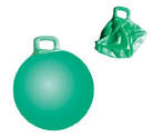 GIANT BOUNCE RIDE ON  HOP BALLS WITH HANDLE (Sold by the piece) *- CLOSEOUT NOW $ 3.50