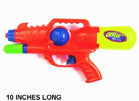 SUPER SPRAYER WATER PISTOL10 IN GUN WITH PUMP (Sold by the dozen)  -* CLOSEOUT NOW ONLY $1 EA
