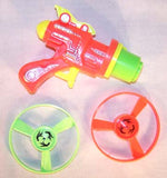 OUTER SPACE UFO SAUCER GUN (Sold by the piece)