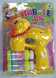 LIGHT UP DUCK BUBBLE GUN WITH SOUND (sold by the piece )