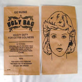 FUNNY JOKE UGLY PAPER BAGS LADY (sold by the piece or dozen ) CLOSEOUT NOW AS LOW AS 25 CENTS E A